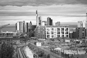 Erweiterung des Frankfurter Ostends, 2012, Foto: Jürgen Hasse