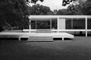 Ludwig Mies van der Rohe, Farnsworth House, Plano, Illinois, USA 1945–1951, Foto: Yorgos Efthymiadis/ yorgosphoto.com