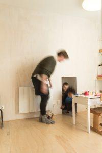 complizen Architektur, Anbau Kindergarten Riesenklein, Halle (Saale) 2015, Foto: Eduardo Novo