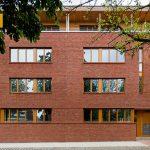 Reinhard Martin Architekt BDA, Wohnhaus Schiffahrter Damm, Münster 2020, Foto: Reinhard Martin