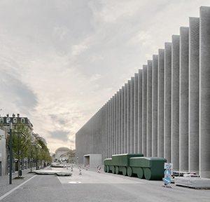 Barozzi Veiga, Musée cantonal des Beaux-Arts, Lausanne, Schweiz 2019, Foto: Simon Menges