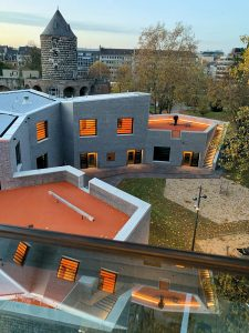 gernot schulz:architektur, Bildungslandschaft Altstadt Nord, Köln 2013–2020, Foto: gs:a