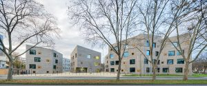 gernot schulz:architektur, Bildungslandschaft Altstadt Nord, Köln 2013–2020, Foto: Stefan Schilling Fotografie