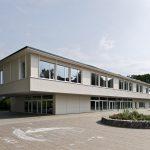 mrschmidt Architekten, Neubau Grundschule, Evangelische Schule Dettmannsdorf, Dettmannsdorf 2015–2017, Foto: Andrew Alberts