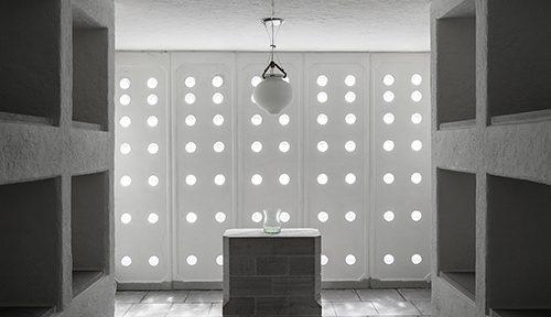 Crematorium. Eastern Cemetary, Malmö. © Johan Dehlin