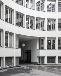 National insurance institute, Stockholm. © Johan Dehlin
