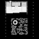Atelier Kaiser Shen, Mikrohofhaus, Ludwigsburg 2017–2018, Grundriss