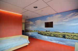 Möhn+Bouman Architects, Dolf's Room, Nieuwveen, Niederlande 2012– 2013, Foto: M+B Architects